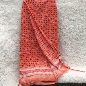 Ladies wrap around skirt